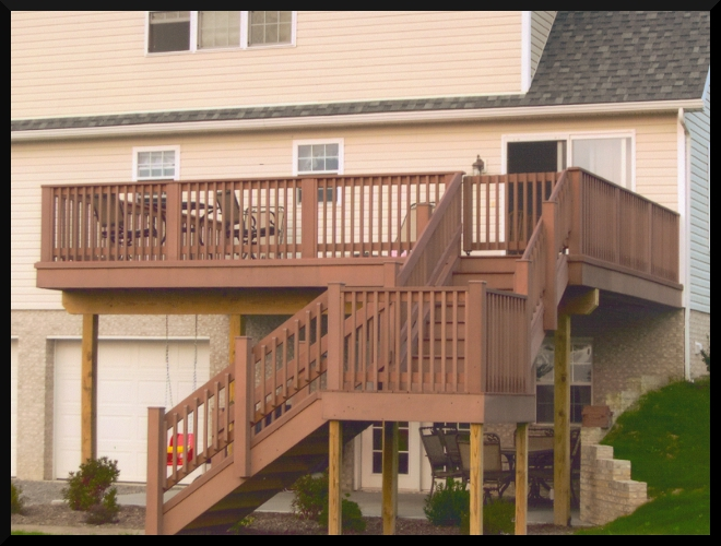 Mark Pflug General Contracting Decks